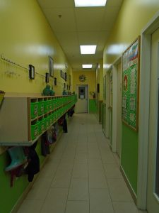 Casa Cubbies & Hallway