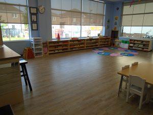 Toddler A Classroom
