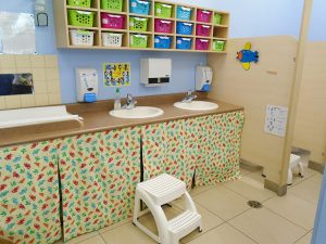 Toddler A Washroom
