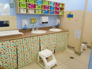 Toddler A Washroom